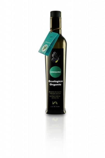 Aceite de Oliva Virgen Extra Ecológico Arbequina (Edición Gourmet)