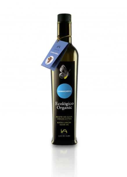 Aceite de Oliva Virgen Extra Ecológico Cornicabra (Edición Gourmet)