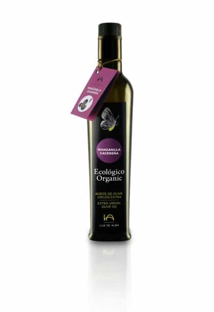 Aceite de Oliva Virgen Extra Ecológico Manzanilla Cacereña (Edición Gourmet)